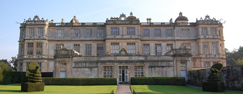 Longleat House, England.  Almost certainly uses too much energy for Energy Lens Home.